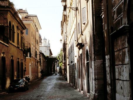 Rome Diaries - Week 51