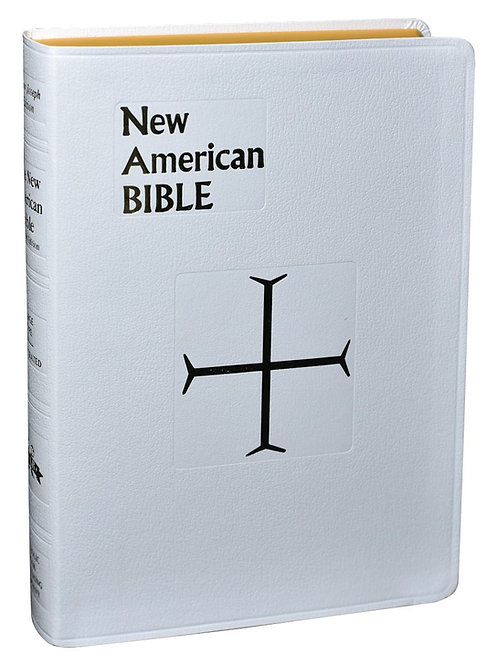 New American Bible - St. Joseph Edition