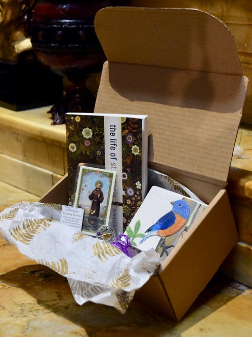 St. Francis of Assisi Box
