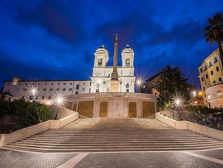 Rome Diaries - Week 40