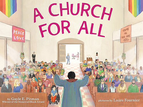 A Church for All by Gayle E. Pitman
