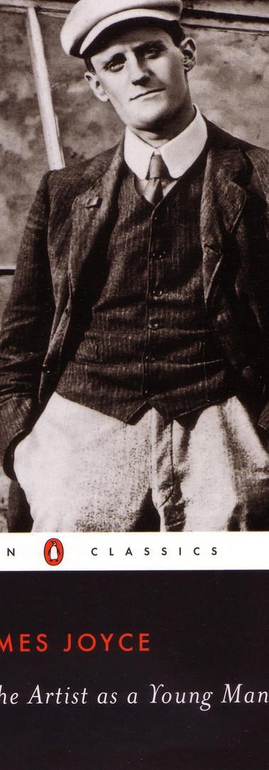 A Portrait of the Artist... by James Joyce