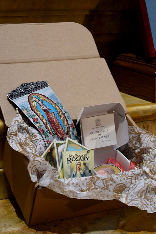 Virgin Mary Box