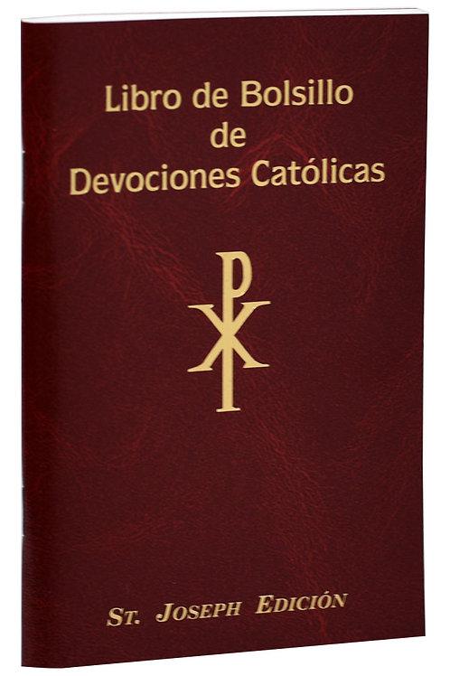 Libro de Bolsille de Devociones Catolicas