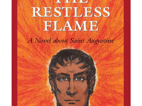 October Book Club Selection: The Restless Flame