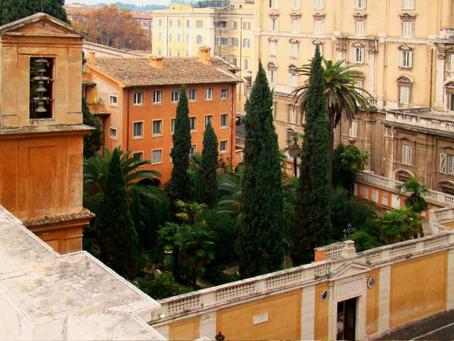 Rome Diaries - Week 39