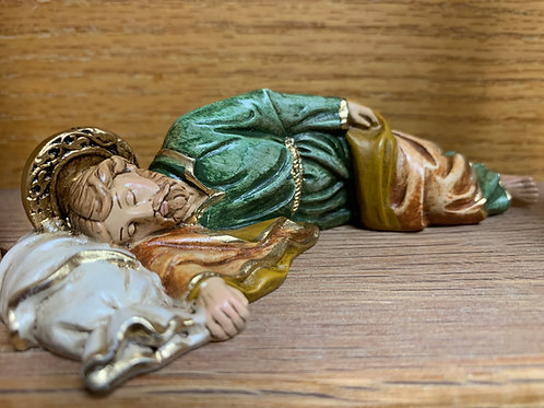 Sleeping St. Joseph Statuette