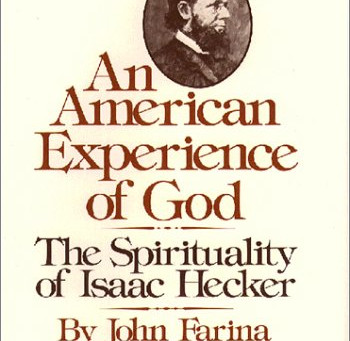 March Book Club Selection: An American Experience of God
