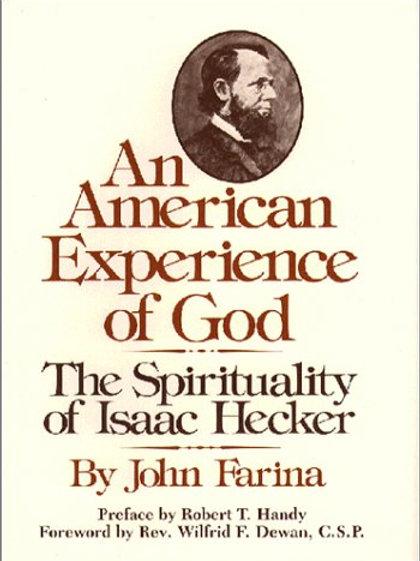 An American Experience of God by John Farina
