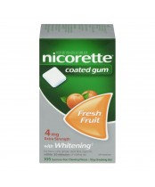NICORETTE FRESH FRUIT 4MG 105'S