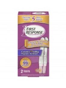 FIRST RESPONSE PREG TEST 2'S