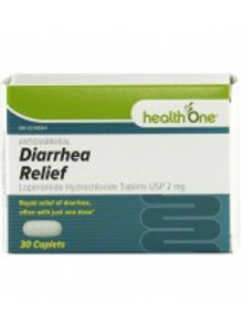 H ONE DIARRHEA RELIEF 2MG TAB 30'S