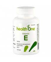 H ONE VITAMIN E400IU SYNTHETIC SOFTGELS 100'S