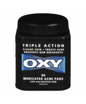 OXY TRIPLE ACTION PADS 90'S