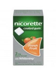 NICORETTE FRESH FRUIT 2MG 105'S