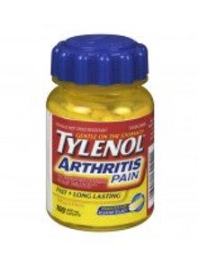 TYLENOL ARTHRI PAIN EZO CAPLET 100'S
