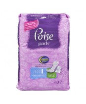 POISE PADS ULTIMATE LONG 27'S