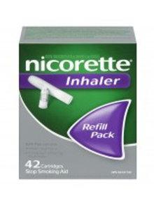 NICORETTE INHALER + REFILL 42'S