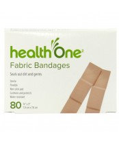 H ONE FABRIC STRIPS BOX 80'S