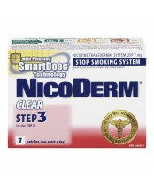 NICODERM CLEAR 7MG 7'S