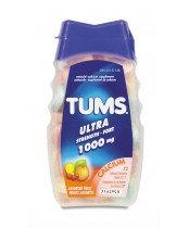 TUMS ULTRA FRUIT 72'S