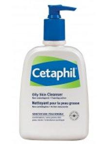 CETAPHIL OILY SKIN CLEANSER 500ML