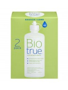 BIOTRUE TWIN PACK 2X300ML