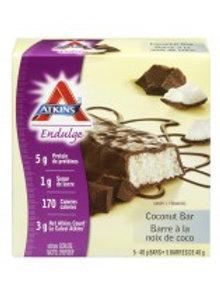 ATKINS ENDULGE CHOC COCONUT 5/40G