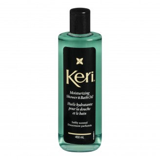 KERI MOISTURIZING BATH OIL 450ML
