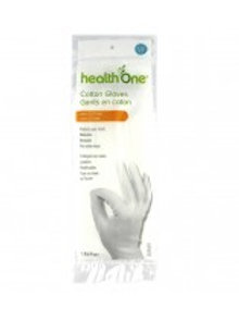 H ONE GLOVES COTTON SMALL 1PR