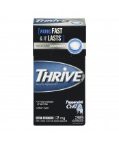THRIVE NICOTINE MINT LOZ 2MG 36'S