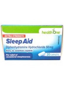 H ONE SLEEP AID X-STR 20'S