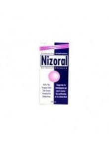 NIZORAL SHAMPOO 2% 120ML