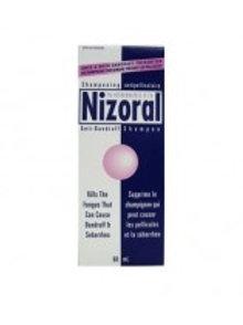NIZORAL SHAM 2% 60ML