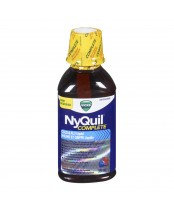 NYQUIL COMPLETE COLD & FLU BERRY 354ML