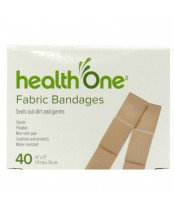 H ONE FABRIC BANDAGES ASST