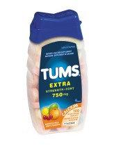 TUMS X-STR ASST FRUIT 100'S