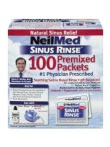 NEILMED SINUS RINSE REFILL 100'S