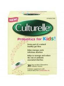 CULTURELLE KIDS PROBIOTIC 30'S