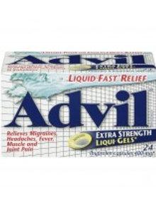 ADVIL LIQUI-GELS X-STR 24'S