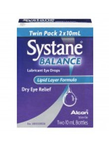 SYSTANE BALANCE 2X10ML