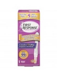 FIRST RESPONSE PREG TEST 1'S