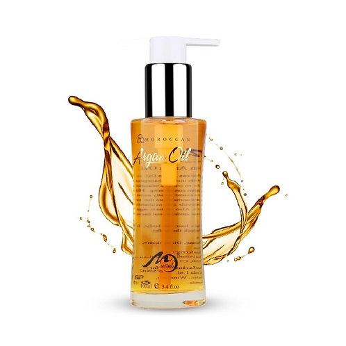 100% Natural Organic 100ml  Argan Oil Moroccan Haircare Essential Oil Nourish