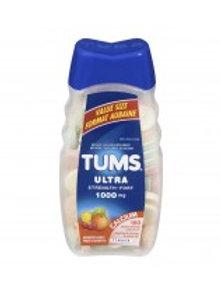 TUMS ULTRA ASST FRUIT 160'S