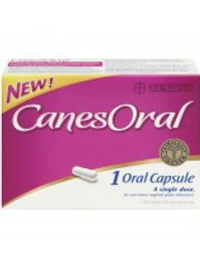 CANESORAL SINGLE CAPSULE PACK 1'S