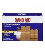 J&J BAND-AID FABRIC BANDAGES 80'S
