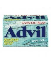 ADVIL LIQUI-GELS 32'S