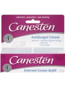 CANESTEN EXTERNAL CREAM 15G