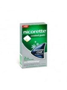 NICORETTE EXTR CHILL MNTHL 4MG 105'S