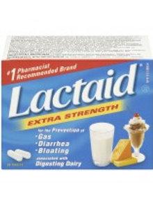 LACTAID TABS X-STR 80'S